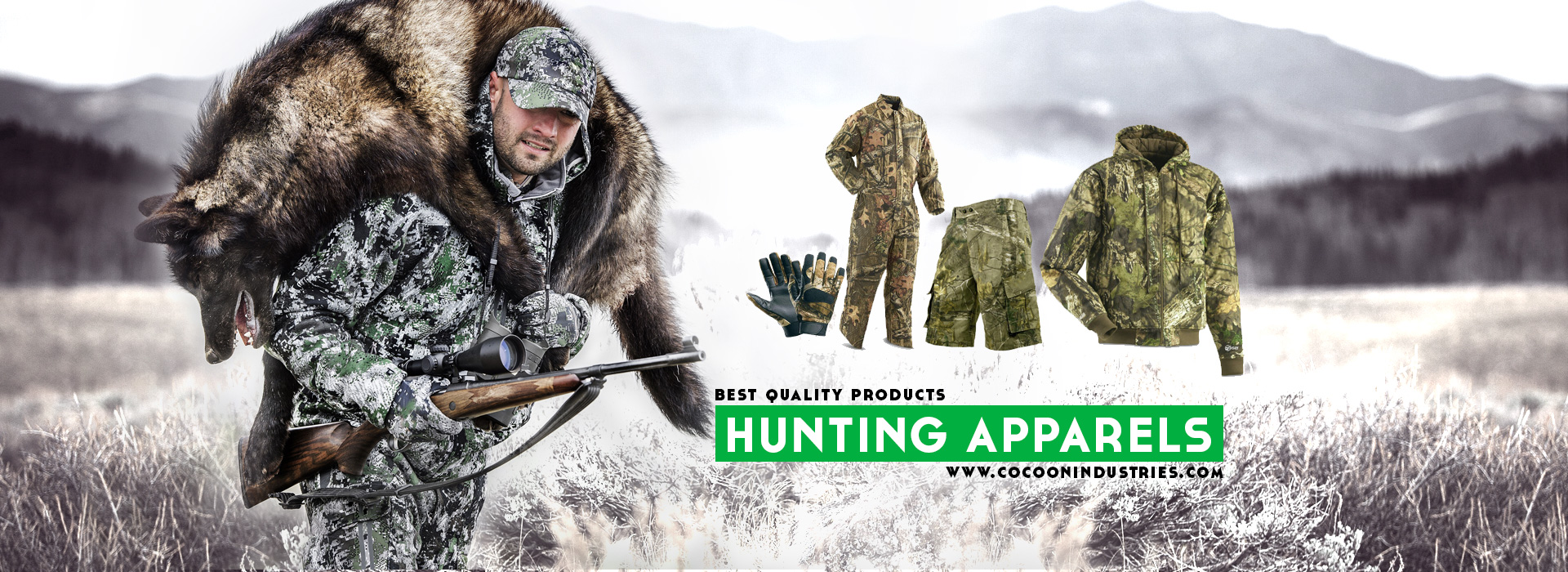 Hunting Apparels